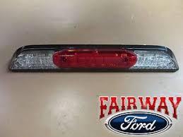 f150 third brake light 15 thru 18 f 150 oem genuine ford parts led 3rd third brake stop