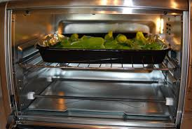 Can You Put Aluminum Foil In Toaster Oven Toaster Oven Roasted Chilies 3 Steps