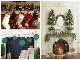winter decorating ideas u2013 christmas mantel ideas youtube