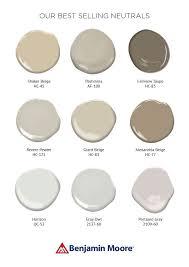best neutral paint colors nearly perfect neutrals color palette