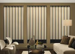 Burlap Window Treatments Astounding Concept Innovation Blinds For Patio Doors Riveting