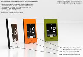 thermometer design intuitive digital thermometer yanko design
