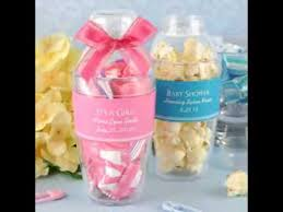 unique baby shower favors ideas