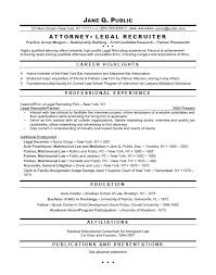 Attorney Resume Template Attorney Resume Samples Law Resume Template Law Intern Resume