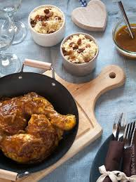cuisiner le poulet recette de poulet au miel ras el hanout moutarde et huile de