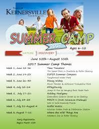 2017 summer camp update kernersville parks and recreation