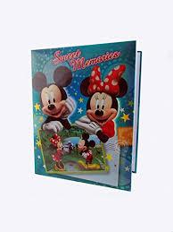 minnie mouse photo album disney mickey minnie mouse sweet memories postcard