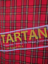 tartan its journey through the african diaspora victoria and