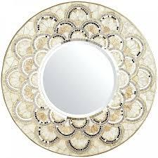 bathroom mirrors pier one bathroom mirrors pier one new scallop mirror wall decor pier 1