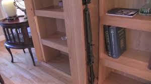hidden gun closet ideas
