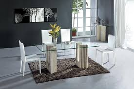 aliexpress com buy white travertine dining table set luxury high