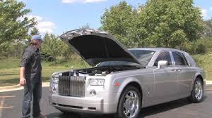 bentley ghost doors rolls royce phantom chicago motor cars video test drive with