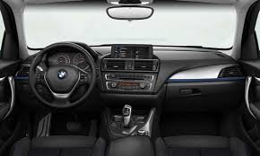 bmw 125i interior review bmw 125i 2013 allgermancars