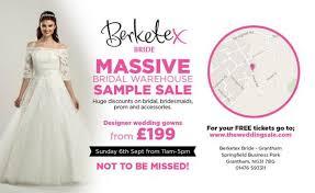 berketex wedding dresses berketex sle sale sle sale in grantham