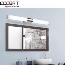 selling wholesale acrylic bathroom led mirror light 10w