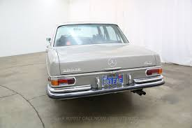 1972 mercedes benz 280se 4 5 sedan beverly hills car club