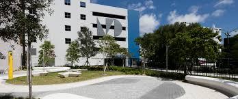 Miami Dade Wolfson Campus Map by Wolfson Campus Parking Garage Weitz