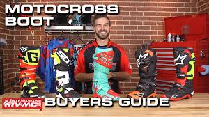 motocross bike boots best motocross boots 2016 youtube