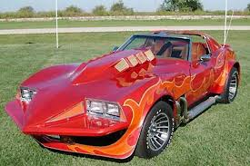 corvette summer car from hamill s corvette summer being auctioned
