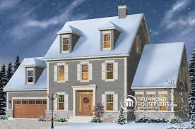 modern colonial house plans house plan of the week colonial classic with attic