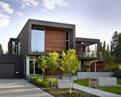 modern exterior home modern home in oakville ontario modern