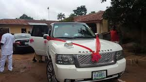 Wedding Gift To Wife Man Surprises Wife With Range Rover As Birthday Gift On Their