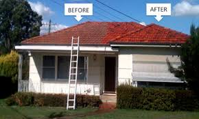 Terracotta Tile Roof Roof Restoration Terracotta Tile Cleaning And Restoration
