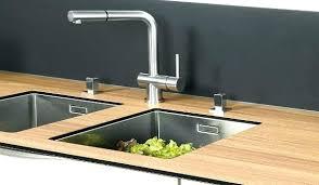 cuisine inox pas cher evier inox pas cher eviers de cuisine lacvier installac sous plan