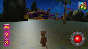halloween game background halloween cat theme park 3d android apps on google play