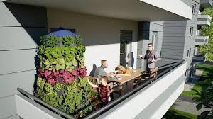 arredamento balconi gallery of come arredare un balcone al meglio arredo giardino