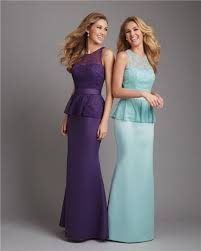 Light Blue Mermaid Dress Picture Of Purple And Light Blue Mermaid Maxi Dresses