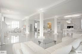 white home interiors creative white home interior design with house with white