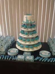blue safari baby by buttercreamdesigns on cakecentral com cakes