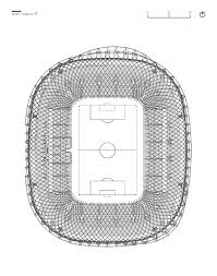 Arena Floor Plans by