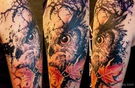 owl tattoos tattoo designs tattoo pictures page 30