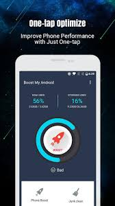 speed booster apk speed booster memory cleaner boost my android 3 8 apk android