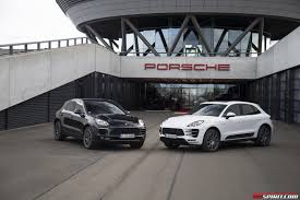 porsche macan turbo white 2015 porsche macan s vs s diesel vs macan turbo review gtspirit