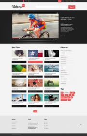 templates for video website top 40 off the shelf wordpress themes for business web template