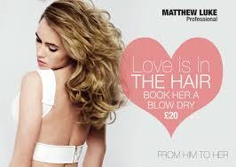 love is in the hair matthew luke hair salons biggleswade cambridge