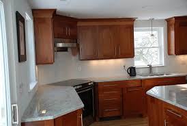 Cherry Kitchen Cabinets With Countertops Kitchen Ideas - Light cherry kitchen cabinets