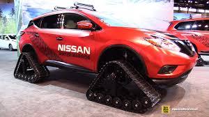 nissan murano red 2016 2016 nissan murano winter warrior exterior and interior