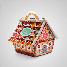 where can i buy christmas boxes aliexpress buy 50pcs small house candy boxes christmas tree