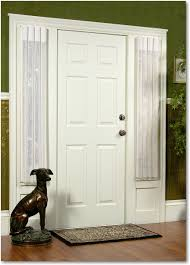 front door window treatments hunter douglas luminette privacy sheers for entry door sidelight