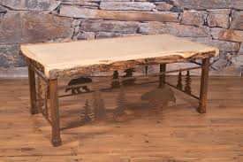 bear coffee table home design
