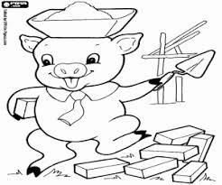 pigs coloring pages printable games
