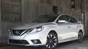 grey nissan sentra 2017 nissan sentra sr turbo front three quarter hd wallpaper 64