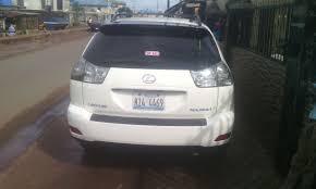 lexus rx330 for sale 2015 very neat tokunbo 05 lexus rx 330 2 5 pics autos nigeria