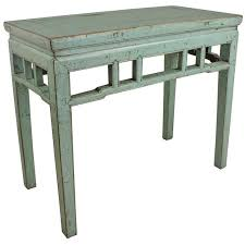 Painted Console Table Chimei Superb Console Table 0 Light Blue Painted