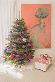 kardashians christmas tree home decorating interior design