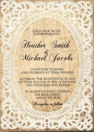 country wedding invitations custom country wedding invitations with rsvp rustic chic weddin